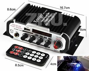 2CH-Mini-Audio-MIC-MP3-FM-USB-Stereo-HiFi-Amplifier-12V-ipod-Home-Car-Boat-Amp