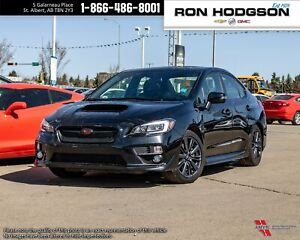 2017 Subaru WRX Sport manual/summer&winters/roof/htd seats/3m