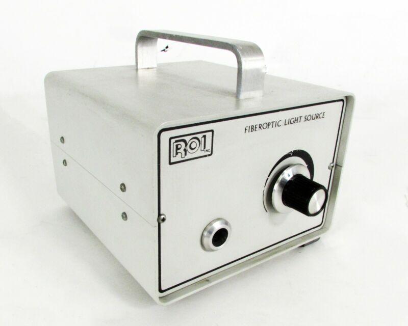 ROI Inc. - T43931, Adjustable Fiber Optic Light Source