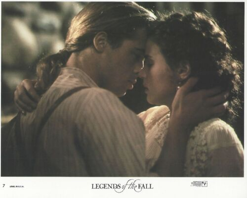 Legends Of The Fall Original 8x10 Lobby Card Poster 1994 Photo #7 Pitt Ormond