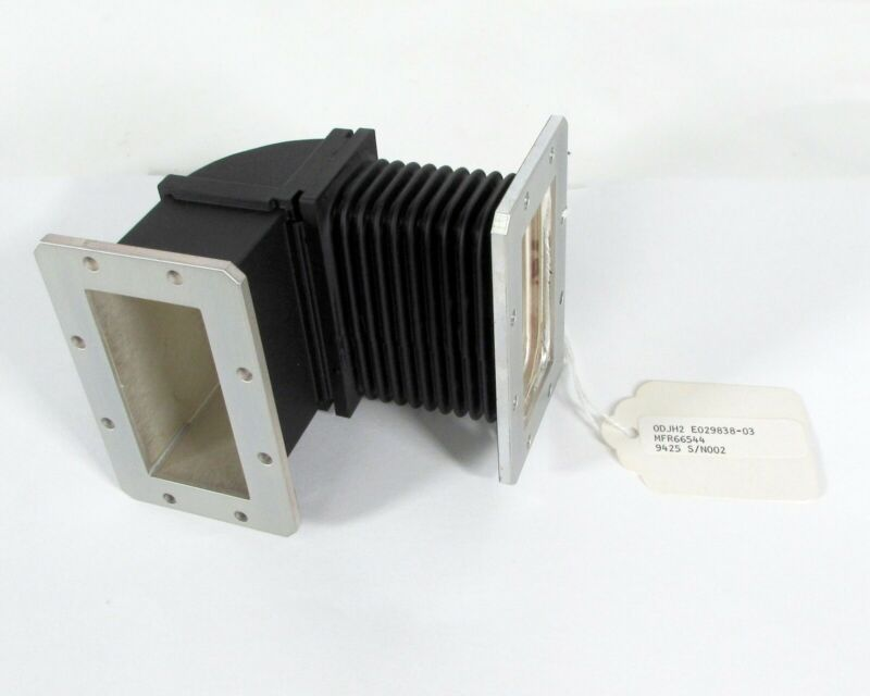 WR-229 Waveguide MFR 66544 Frequency 3.3 - 4.9 GHz