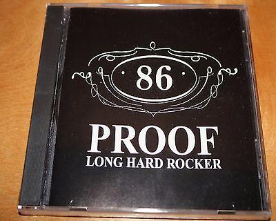 86 PROOF Long Hard Rocker CD Glam DOKKEN Roxxi HAIR METAL oop INDIE Southgang MR