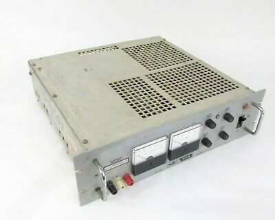 Systron Donner Trygon M5c40-30-0v Super Mercury Power Supply 40v 30a