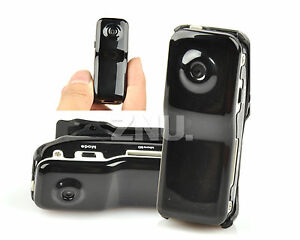 Hidden Small Mini DV MD80 Pocket Camcorder Sports DVR Video Camera Spy Webcam