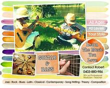 GUITAR & BASS LESSONS Warwick Joondalup Area Preview