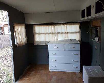 Used Caravan in good condition.