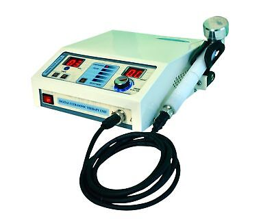 Professional Use Portable Therapeutic Deep Heat Ultrasound Therapy Unit 1 Mhz R