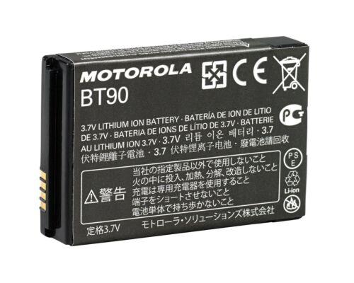 Motorola HKNN4013A LI-ION Battery BT90 DLR1020 DLR1060 CLP1010 CLP1040