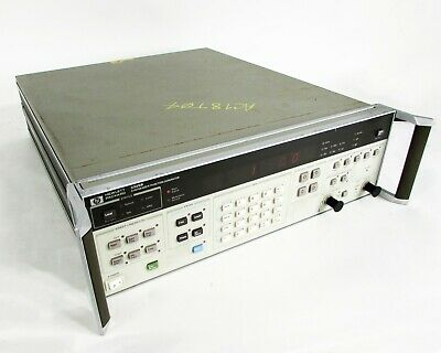 Hp Hewlett Packard - 3325b Synthesizer Function Generator