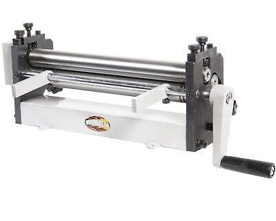 12 Slip Roll Sheet Metal Rolling Bending Woodward Fab Wfsr12 20 Gauge Roller