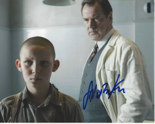 ACTOR SEBASTIAN KOCH SIGNED FOG IN AUGUST 8x10 MOVIE PHOTO C COA HOMELAND