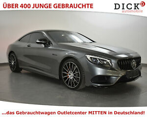 """Mercedes-Benz S400 Coupe 4M. AMG Line PANO+BURM+HEAD+NIGHT+20"""""""