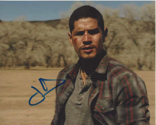 JD PARDO SIGNED AUTHENTIC 'MAYANS M.C.' 8X10 PHOTO w/COA ACTOR SONS OF ANARCHY