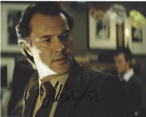ACTOR SEBASTIAN KOCH SIGNED THE LIVES OF OTHERS 8x10 MOVIE PHOTO B COA HOMELAND