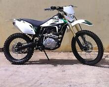 250CC TRAIL BIKE - BRAND NEW - T2A MODEL Jimboomba Logan Area Preview