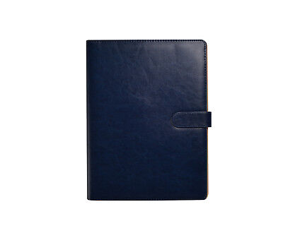 A4 Portfolio Case Executive Organizer With Clipboard Pad Conference Folder X1