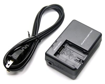 Battery Charger for Panasonic NV-GS308 NV-GS320 NV-GS328 NV-GS330 NV-GS400 New
