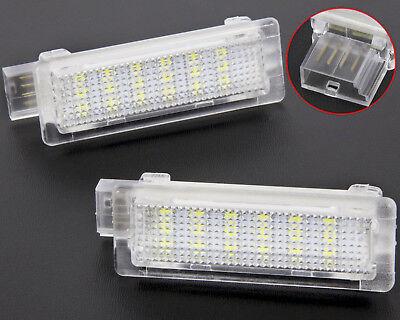 2x LED Fussraumleuchte für BMW 4er F32 F33 F36 F82 F83   7er F01 F02 F03  [7114]