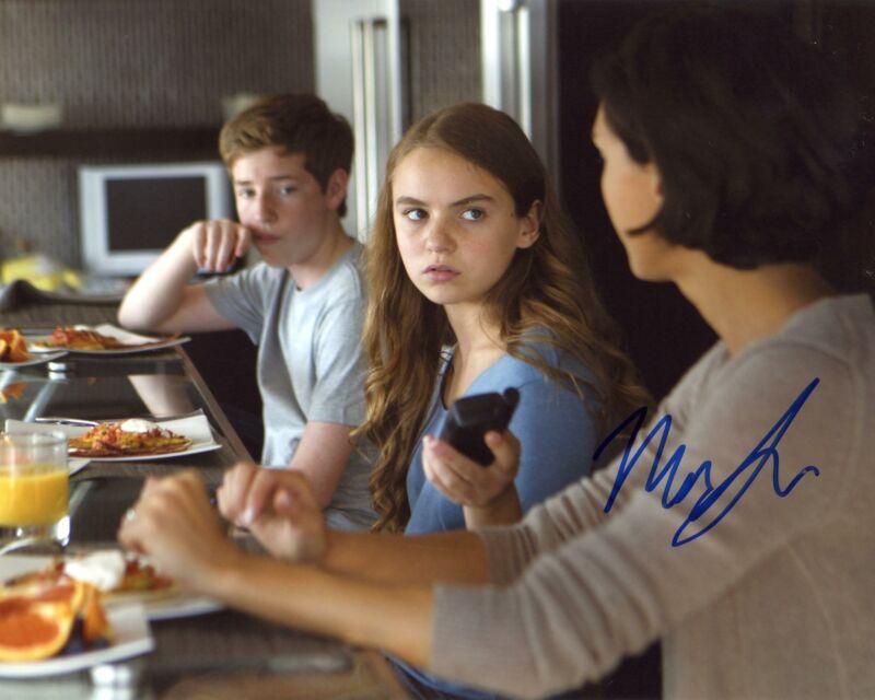 "Morgan Saylor ""Homeland"" AUTOGRAPH Signed 'Dana Brody' 8x10 Photo"