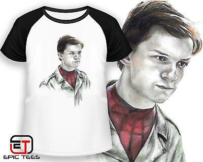 and Drawn Image T-Shirt / Mens / Women's / Kids  (Womens Avengers T-shirts)