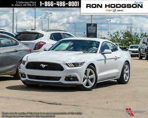 2016 Ford Mustang 2SETS TIRES 6SPEED BACK-UP CAM