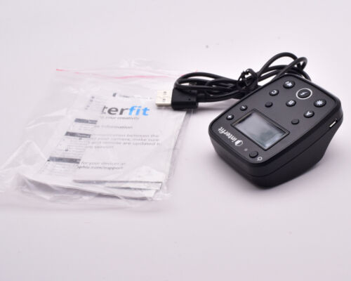 Interfit Photographic INTR1N TTL & HSS Remote for Nikon (#8854)