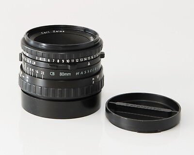 Hasselblad 80mm F/2.8 CB T Lens For Hasselblad 500 Series V System