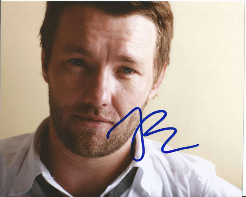 JOEL EDGERTON HAND SIGNED AUTHENTIC THE GREAT GATSBY 8X10 PHOTO w/COA THE THING