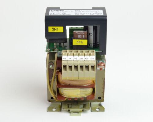 Siemens 4AV4196-0AM00-0A Power Supply / Transformer   Technotrans 068.20.1027