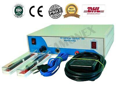 Cautery Force Bipolar Cautery Coagulator Mini Diathermy Electrosurgical Unit