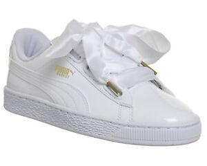 PUMA Basket Heart Patent Damen Sneaker - EU 42