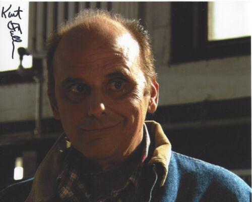 ACTOR KURT FULLER SIGNED AUTHENTIC 'SUPERNATURAL' 8X10 PHOTO C w/COA PSYCH