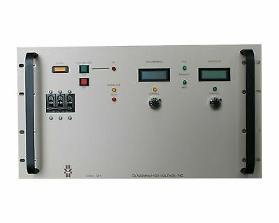 Glassman High Voltage Series Lh Varian Implanter Power Supply Model Lh005r1.0gps
