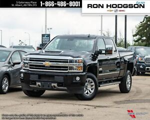 2018 Chevrolet SILVERADO 3500HD High Country DURAMAX LOADED LOW