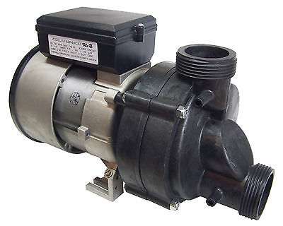 - Whirlpool Bath Tub Jet Pump - 3/4hp, 7.7 amps, 115 volts w/ Cord and Air Switch