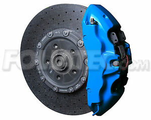 Foliatec Bremssattel Lack Set GT Blau GT Blue 2188 inkl. Montageset