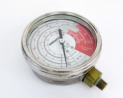 Enerpac Gf-813s Pressure Gauge Face Diameter 4