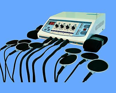 Electronic Stimulator Electro Therapy Machine Pain Relief Muscle Stimulator Jdg