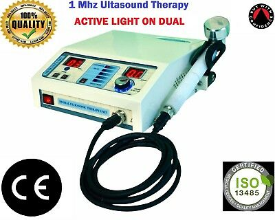 New Original Ultrasound Therapy Ultrasonic Therapy Machine Pain Relief 1 Mhz Sun