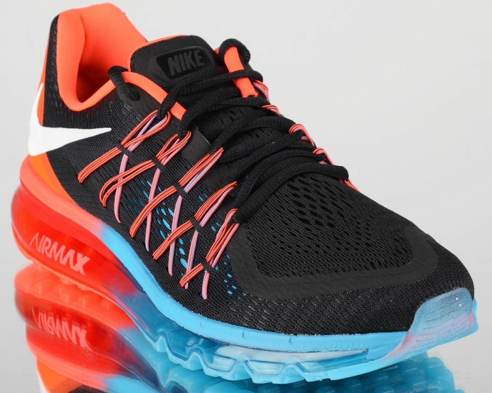 Nike Air Max 2015 Mens Worldwide Friends Veraldarvinir