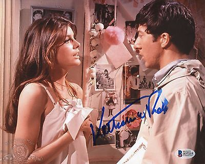 Katharine Ross Autographed Signed The Graduate Bas Beckett Coa 8X10 Photo Psa