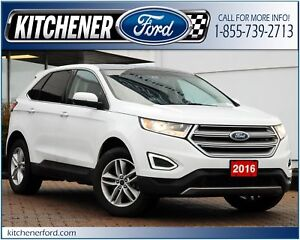 Ford Edge Sel Leather Pano Pwr Trunk Navi