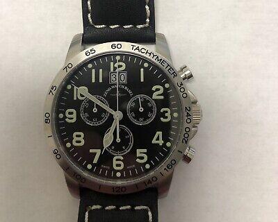 Zeno Watch Basel Pilot Tachymeter Chronograph 6349 Zeno New Pilot
