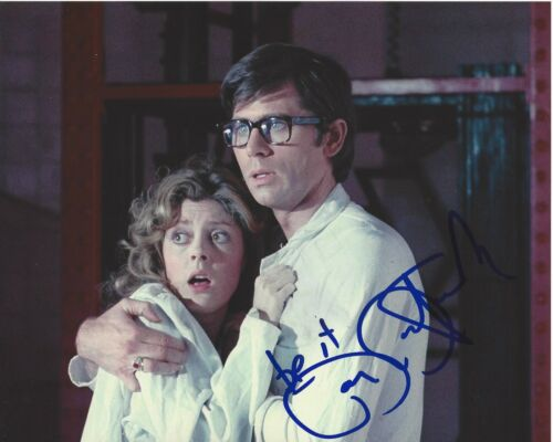 ACTOR BARRY BOSTWICK SIGNED THE ROCKY HORROR PICTURE SHOW 8X10 PHOTO W/COA 2
