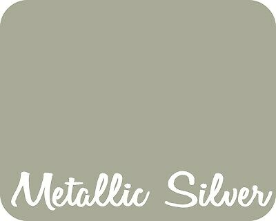 15 X 5 Yards - Stahls Fashion-film Heat Transfer Vinyl Htv - Metallic Silver