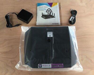 BRAND NEW Netgear Nighthawk R8000P X6S AC4000 Tri-Band WiFi Router