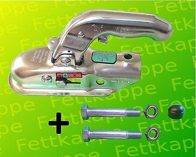 Zugkugelkupplung Knott KK14-B rund 45 mm KK14 Ausführung B + Schraubenmaterial