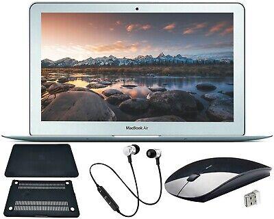 Apple MacBook Air 11.6-inch, Intel Core i5, 4GB RAM, 128GB SSD, 1-Year Warranty