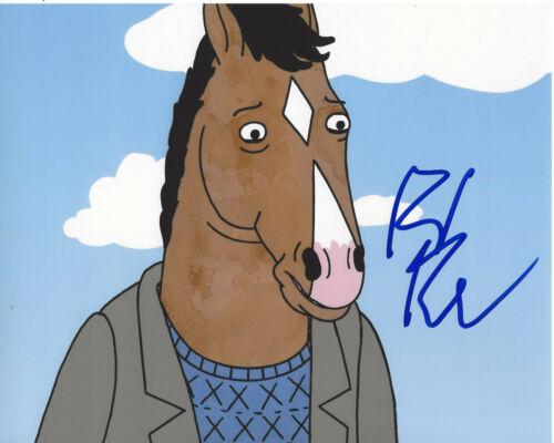 RAPHAEL BOB-WAKSBERG - BOJACK HORSEMAN CREATOR - SIGNED 8X10 PHOTO C w/COA PROOF