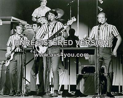 """Beach Boys 10"""" x 8"""" Photograph no 26"""